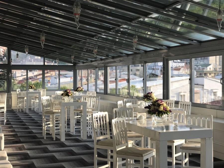 Limak Ambassadore Otel Roof